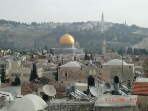 Jerusalem. Foto: Jan Gillegård