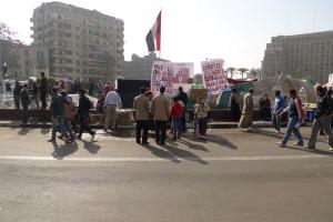 Tahrir Sq 8 mars 2011