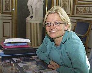 Foto: Mathias Bohman fri publicering Anna Lindh, utrikesminister, 2002 05 06