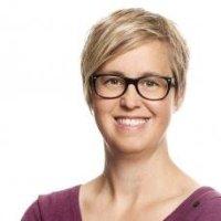 Lisa Pelling (foto dagens arena)